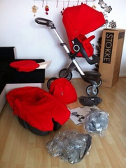 New Stokke Xplory V4 baby stroller 2014 For sale