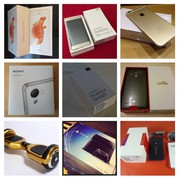 SALE: APPLE IPHONE 6S / 6S PLUS,  SAMSUNG GALAXY NOTE 5 / EDGE + S6