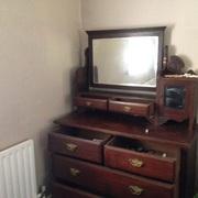 Beautify antique dresser