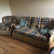 3-1-1 couch & foot stool